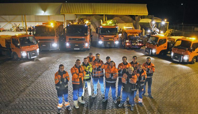 Reorganisatie buitendienst gemeente Oosterhout
